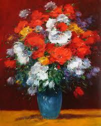 The Blue Vase Gerhard Neswadba