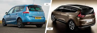 renault espace 2016 2016 renault scenic and grand scenic old vs new carwow