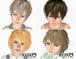 sims 4 kids hair my sims 3 blog kijiko korat and burmese hair for kids