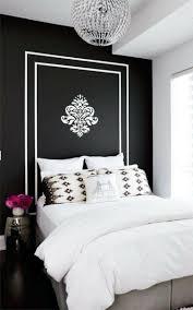 deco noir et blanc chambre chambre à coucher deco noir et blanc chambre design décor noir et