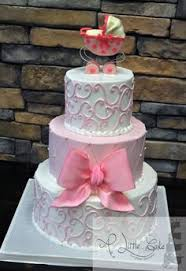 Shabby Chic Baby Shower Cakes by Shabby Chic Baby Shower Cake Google Search Party Ideas
