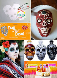 day of the dead inspiration evite