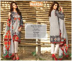 warda winter dresses catalogue with prices 2015 16 things to
