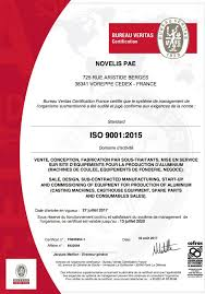 bureau veritas grenoble novelis pae quality and certificationsnovelis pae