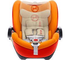Most Comfortable Baby Car Seats Cybex Cloud Q Plus Infant Car Seat Grape Juice