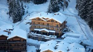 the lodge luxury chalet verbier switzerland