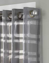 modern grommet curtains cosmic modern grommet curtain panel