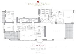 The Parc Condo Floor Plan by Mansions At Acqualina Sunny Isles Condo One Sotheby U0027s