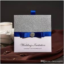 wedding invitations ebay pocket wedding invitations marina gallery