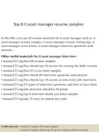 Motocross Sponsor Resume It Asset Management Resume Sample Free Resume Example And