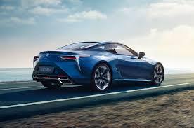 precio del lexus lf lc lexus lc 500h 2017 el lujoso coupé estrena sistema híbrido