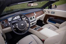 roll royce wraith interior 2017 rolls royce dawn review autoguide com news