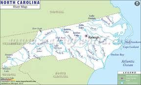 carolina world map buy carolina river map