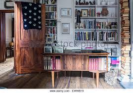 Inbuilt Bookshelf Shelving Books Home Stock Photos U0026 Shelving Books Home Stock