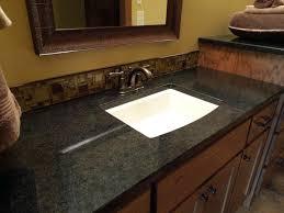 black granite bathroom countertops kitchen quartz ideas vanity