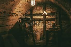 chambre des tortures chambre de image stock image du médiéval histoire 56288701