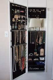 Over Door Closet Organizer - over the door hanging jewelry organizer