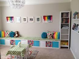 kid playroom storage