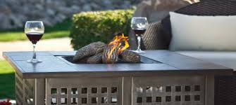 Outdoor Propane Fireplace Buying Guide And Safety Tips For Propane Fire Pits Home Air
