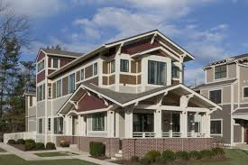 craftsman style house plan 3 beds 3 00 baths 2460 sq ft plan 454 12