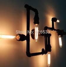 Home Decoration Lights Modern Vintage Pendant Lights Industrial Wall Lamp Sconce Light