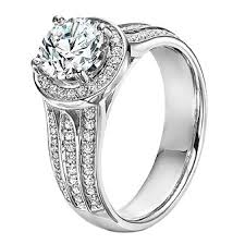most beautiful wedding rings engagement rings 35 of the shiniest blingiest and most glam