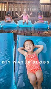 Backyard Games For Toddlers by Best 20 Water Blob Ideas On Pinterest Backyard Water Fun