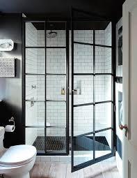 bathroom shower idea trendy bathroom shower idea steel framed enclosures apartment