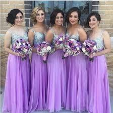 bridesmaids wedding dresses best 25 purple wedding dresses ideas on purple