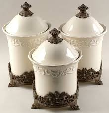 fleur de lis kitchen canisters 324 best canister and canister sets images on canister