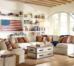american flag home decor 15 impressive rooms that boast patriotic decor ojai california