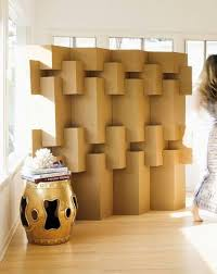 Modular Room Divider Simple Of Diy Cardboard Decorative Screens And Room