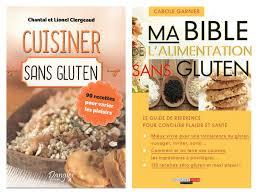 deux nouveaux livres de recettes sans gluten dans ma cuisine