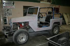 1966 toyota land cruiser fj40 rolling projects