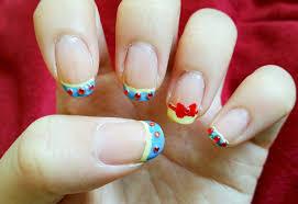 beauty in everyday life disney princess series nail art snow