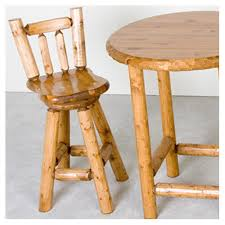 elegant log bar stools bar stool galleries sunny stool website
