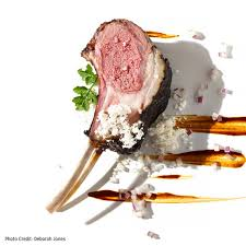 frenched rack of lamb by pure bred lamb by chef thomas keller