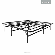 structures highrise lth 18 inch tall folding bed base high