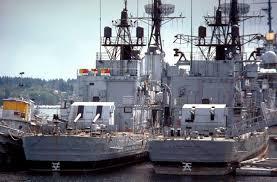 uss southerland dd 743 and hollister dd 788 at puget sound 1981 jpeg