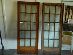 Wooden Exterior French Doors by Interior Surprising Panel Slab Doors Interior Closet The Home