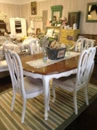 French Provincial Dining Room Furniture Dining Table With Four Chairs Foter