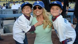 Britney Spears Is Taking Pre Algebra Classes to Help Her Sons with