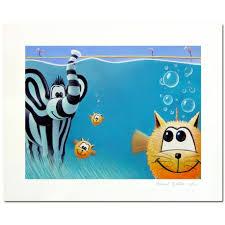 tableau chambre enfant tableau animaux le tuba este tableau chambre bébé enfant