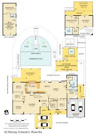 Grandeur 8 Floor Plan by 42 Murray Crescent Rowville 3178 Vic House For Sale