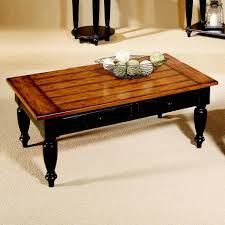 coffee table charming two tone coffee table designs how to two