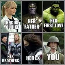 Movie Memes Funny - funny quotes top 30 funny marvel avengers memes funniest pic