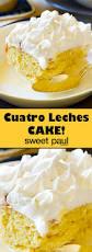 cuatro leches cake sweet paul magazine