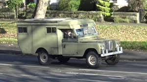 land rover 101 ambulance 1970 land rover ambulance 109 4 cyl youtube