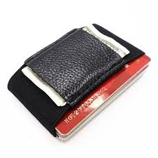 slim business cards aliexpress buy slim leather wallet with elastic front