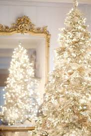 gold christmas tree white christmas tree with and gold decorations for plan 4